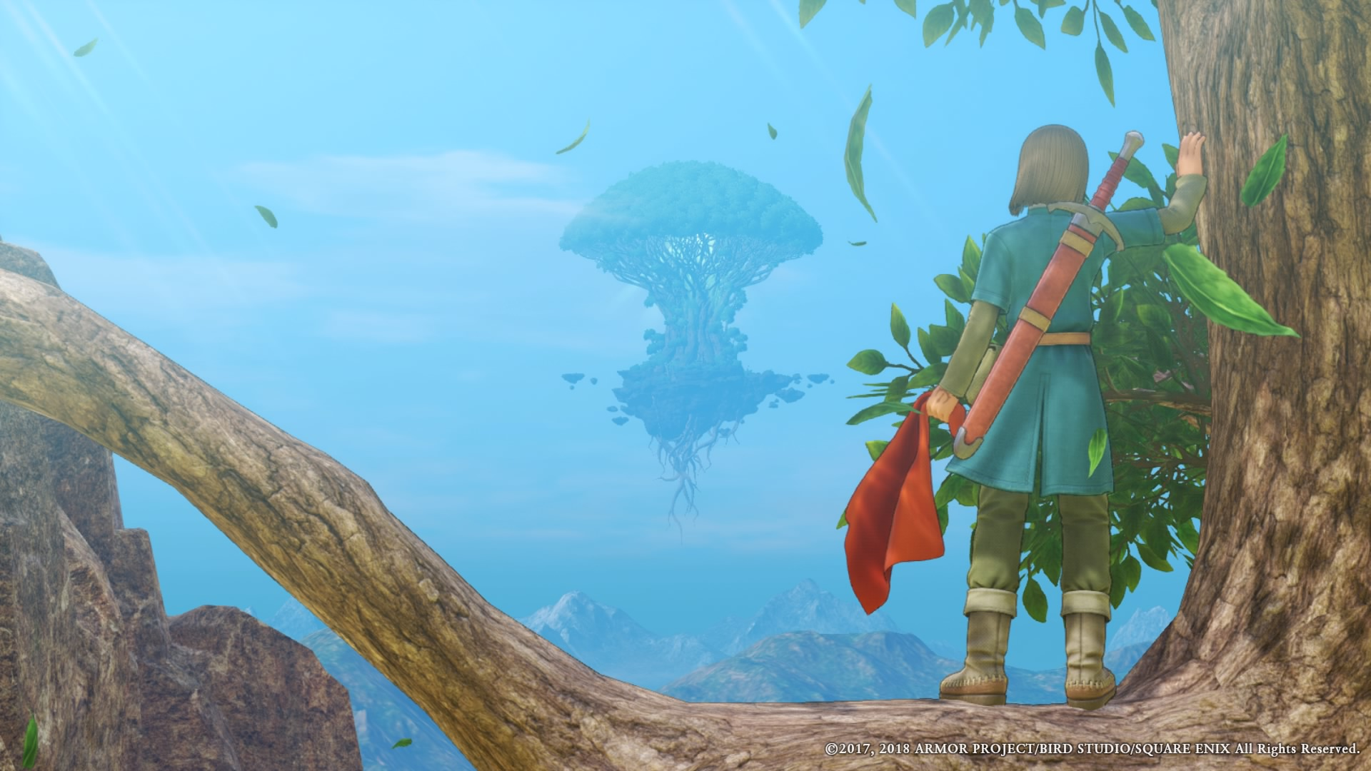 Review - Dragon Quest XI : Echoes of an Elusive Age - BunnyGaming com