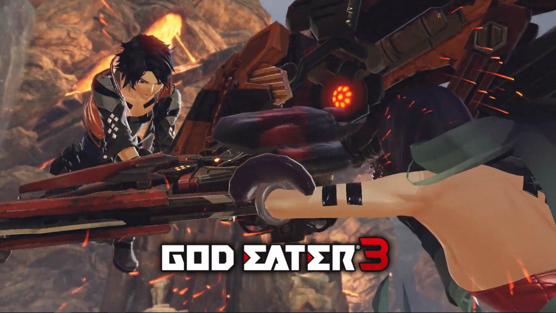 God Eater 3 Demo for the West! - BunnyGaming com