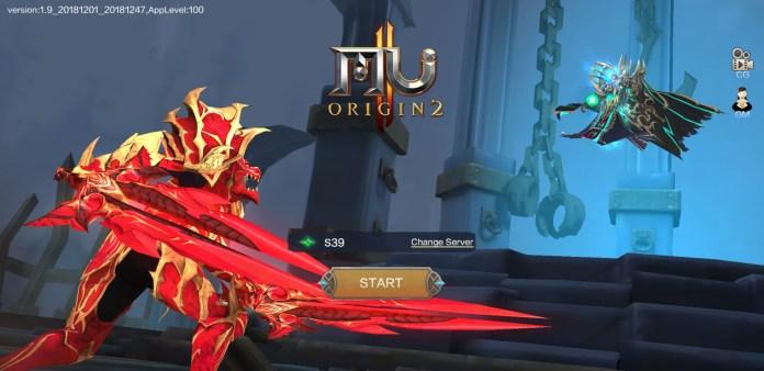 Mobile Review : MU Origin 2 - BunnyGaming com