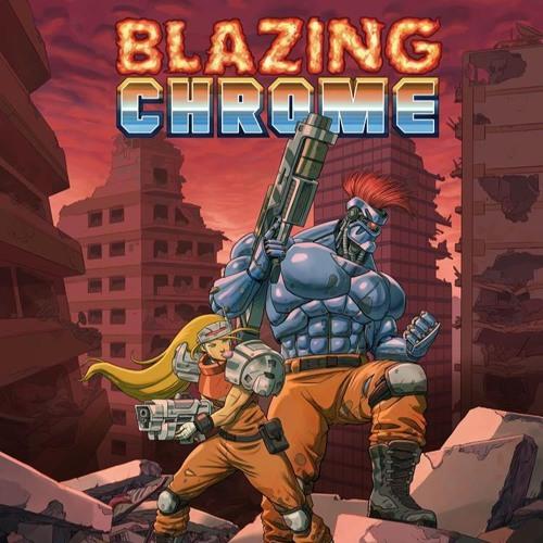Blazing Chrome an awesome 2D guns blazing experience