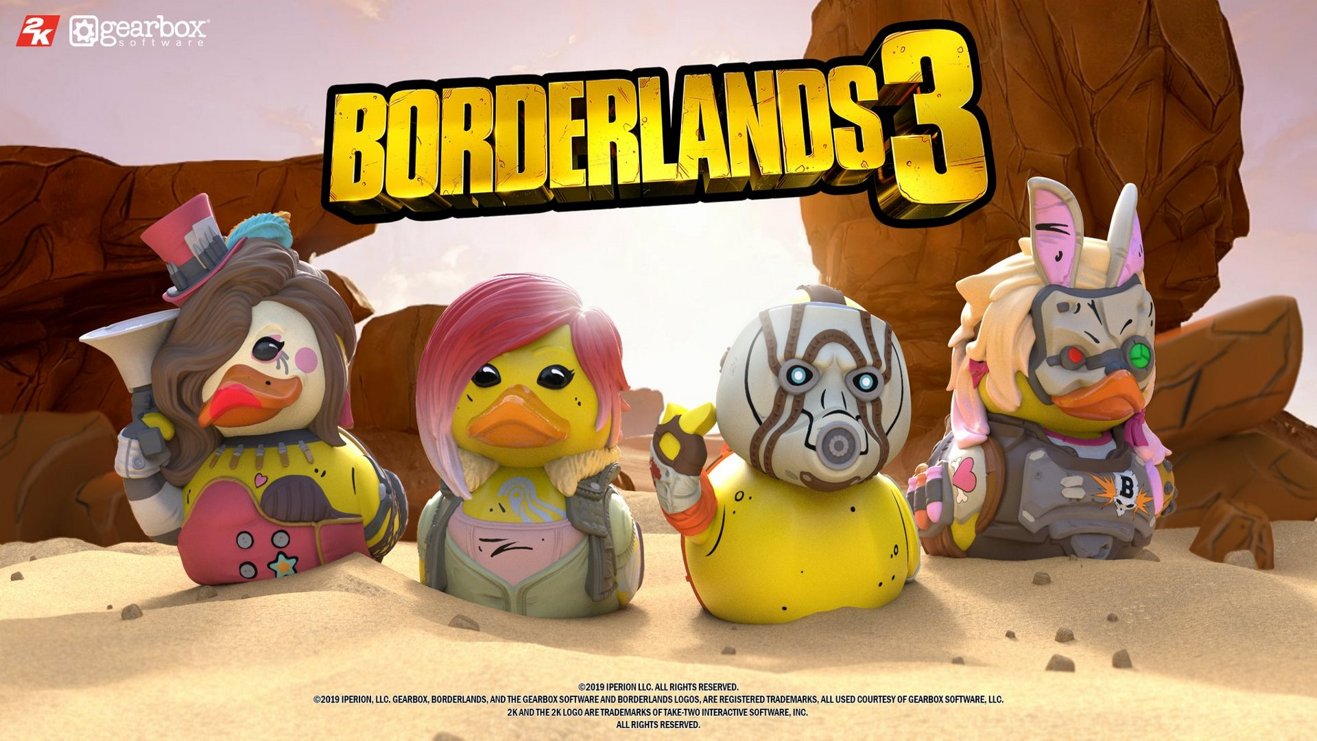 Official Borderlands 3 Psycho Bottle Opener /& Magnet Set