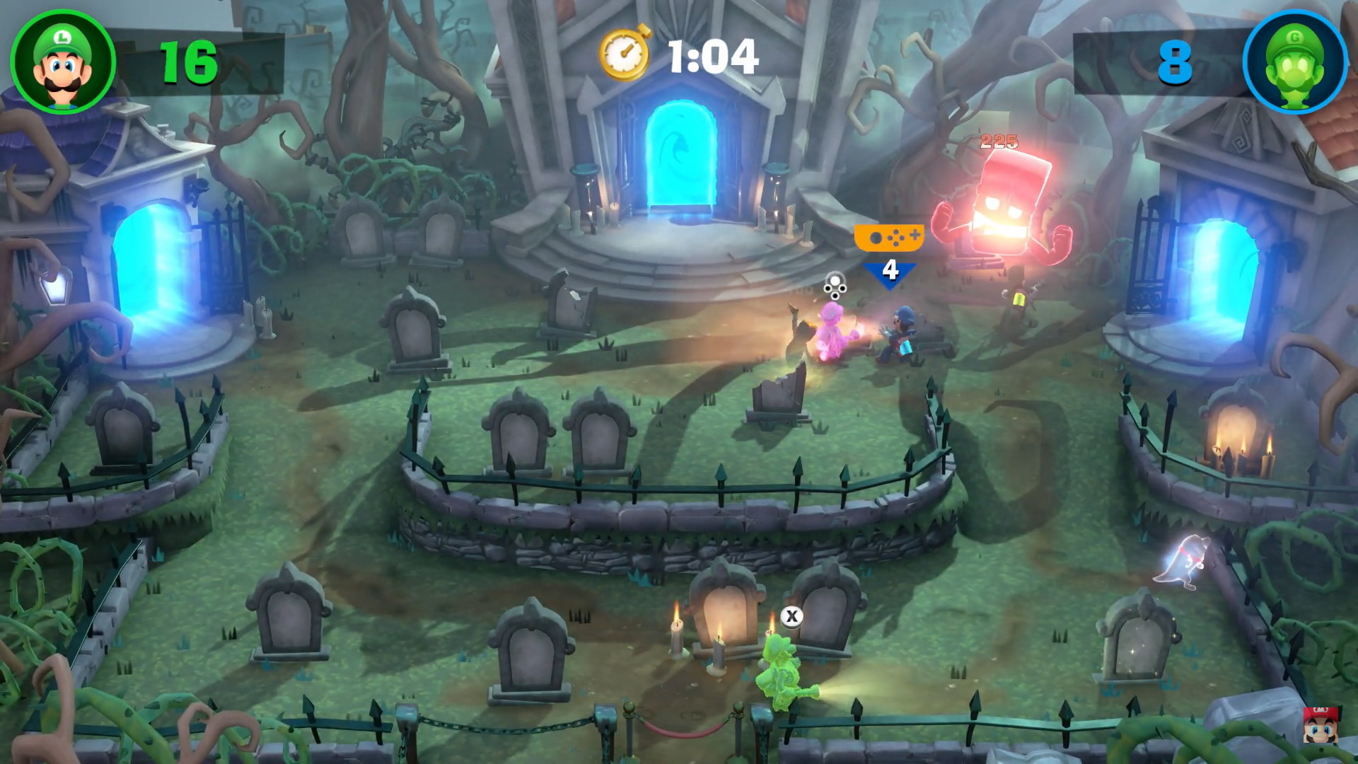Luigi S Mansion 3 Releases A 12 Minute Gameplay Video Called