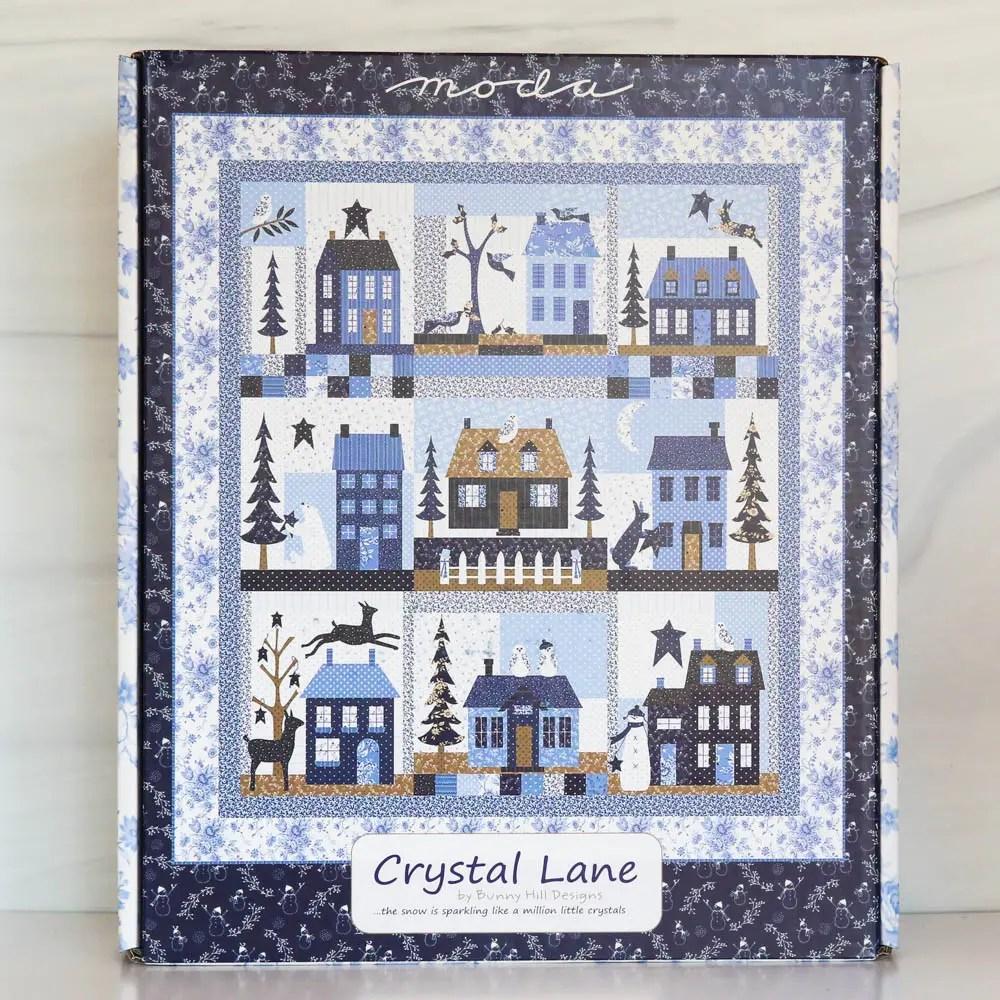 Crystal Lane Quilt Kit
