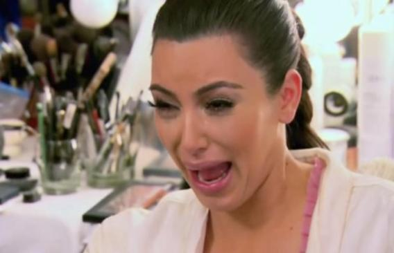 kim kardashian crying meme