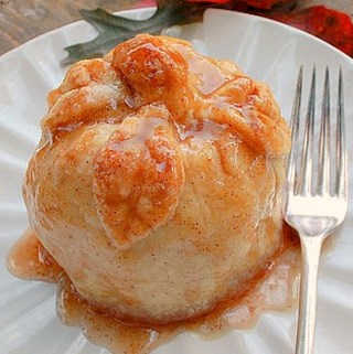Barb's Apple Dumplings