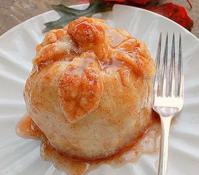 Barb's Apple Dumplings