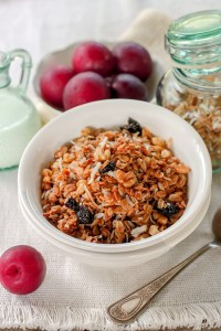 Crock Pot Granola