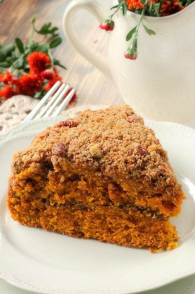 Apple Coffee Cake With Sour Cream Recipe