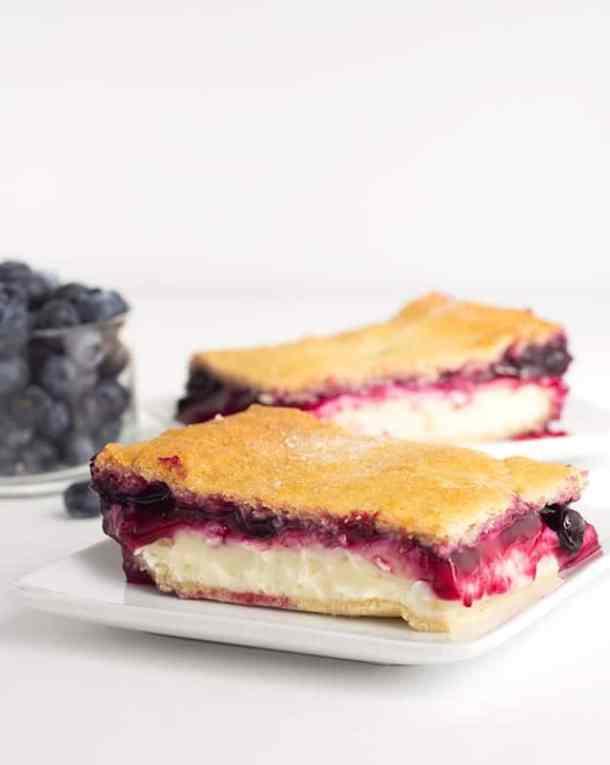 Blueberry Cream Cheese Danish