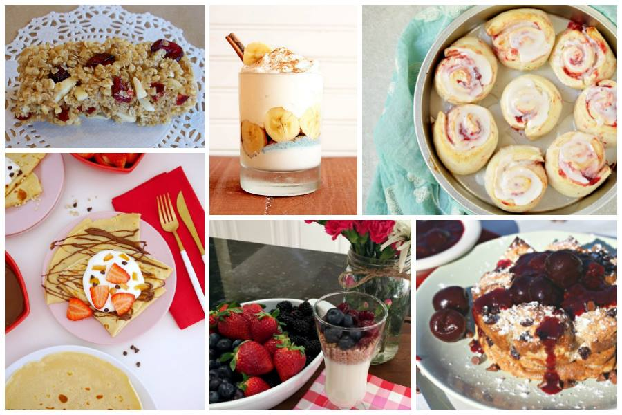Breakfast Recipes - Delicious Dishes Recipe Party