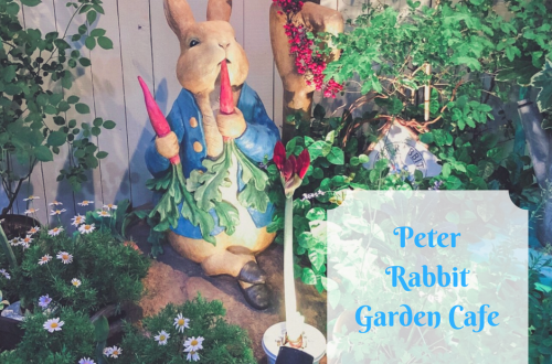 Peter Rabbit Garden Cafe