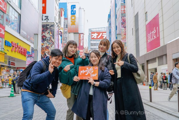 Akihabara Tour with Magical Trip Japan!