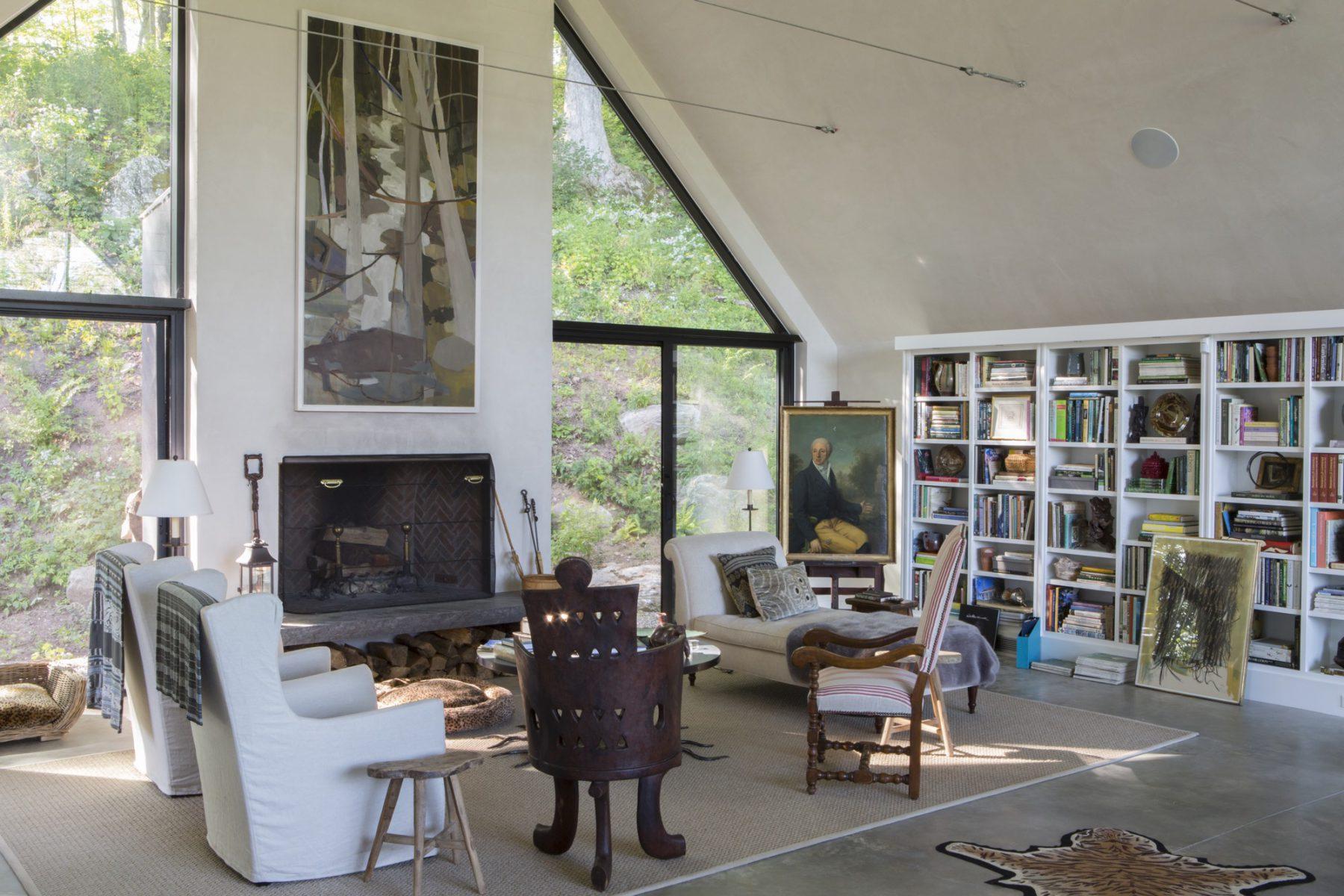 Bunny's Studio Bunny Williams Interior Design