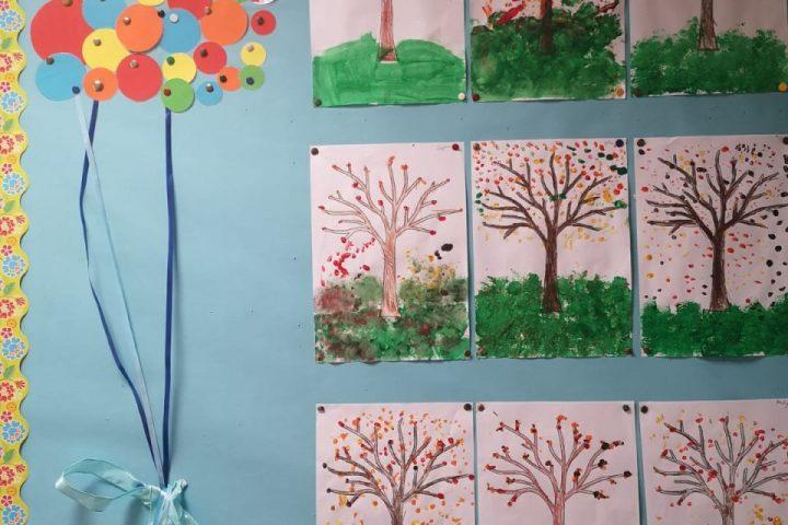Junior Infant art