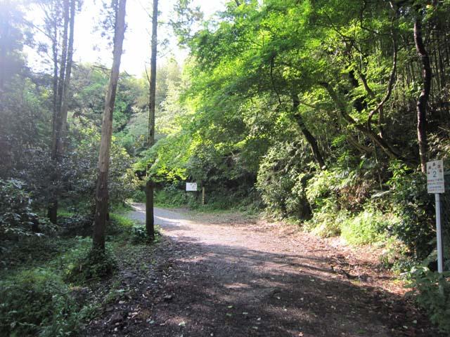 逗子のハイキングコース