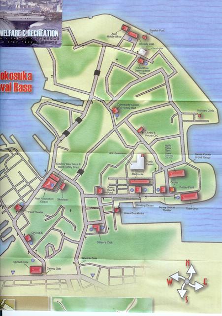 横須賀ベースマップ