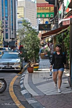Jalan Petaling, Chinatown, Kuala Lumpur