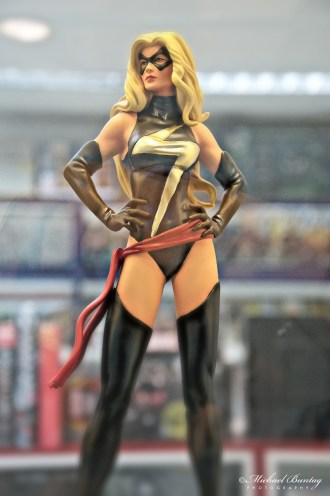 Ms. Marvel Avengers PVC Figure, Glorietta, Makati, Metro Manila.