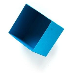 Schachtelkörper fertig