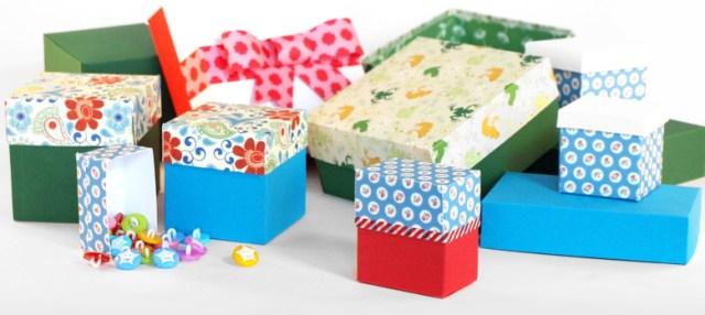 Schachteln Basteln Teil 2 Würfel Und Quader Bunte Galerie