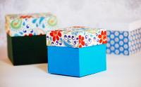 Kleine Schachteln