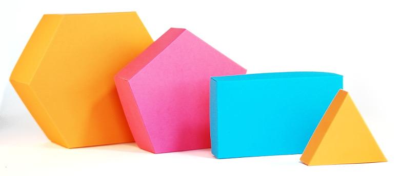 Konvexe polygonale Schachteln