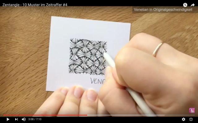 Zentangle® Muster im Zeitraffer4