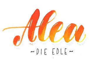 Alea - die Edle