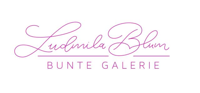 "Procreate Stempel ""Ludmila Blum - Bunte Galerie"""