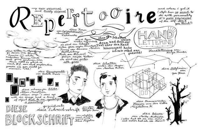 Repertoire, Chris Campe, 2009
