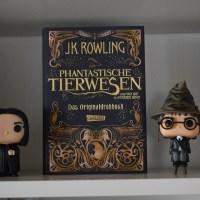 Rezension: Phantastische Tierwesen und wo sie zu finden sind - Das Originaldrehbuch ~ J. K. Rowling