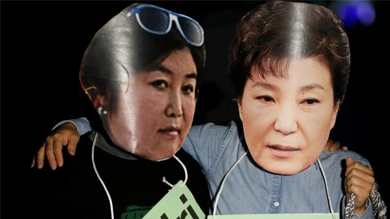 Park Geun-hye impeachment