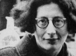Simone Weil (1936).