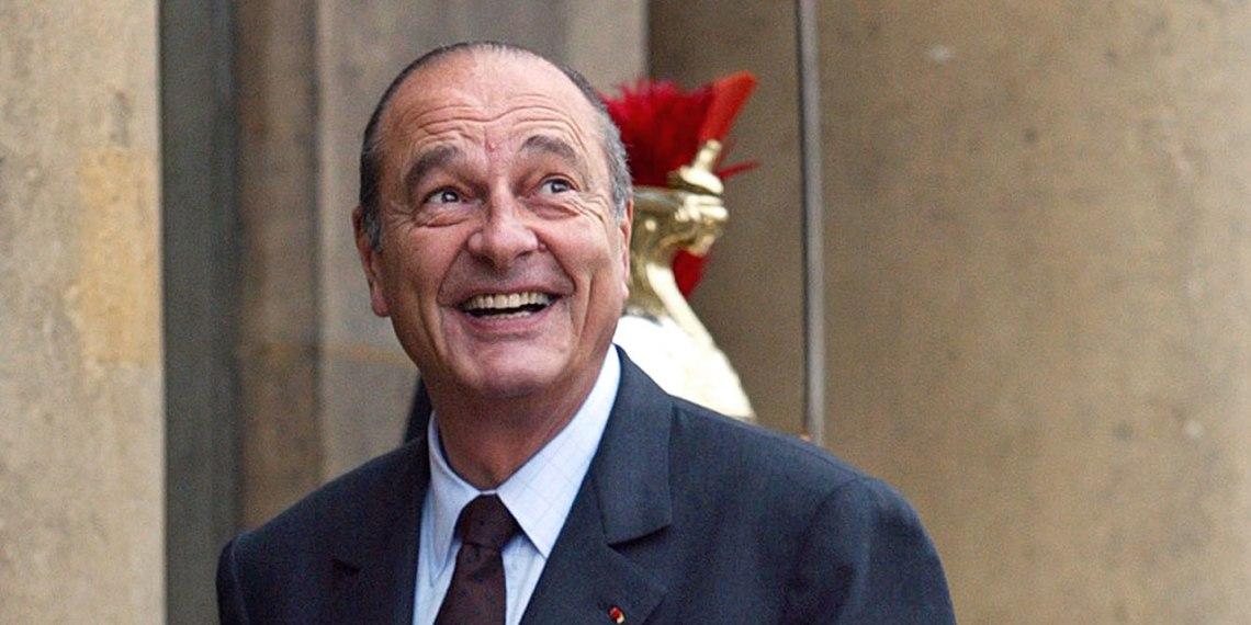 Jacques Chirac Francia