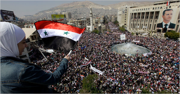 siria proteste 2011