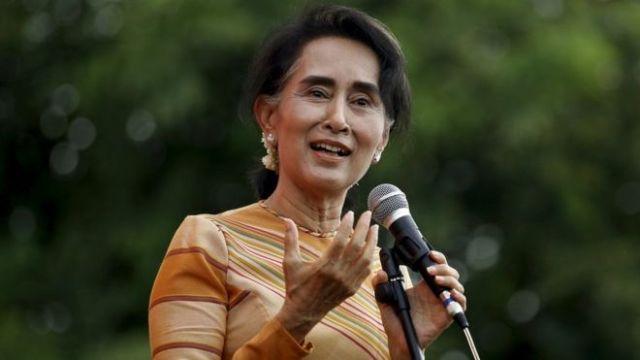 rohingya aung san suu kyi