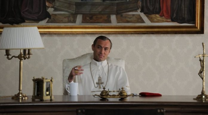 young pope gay chiesa