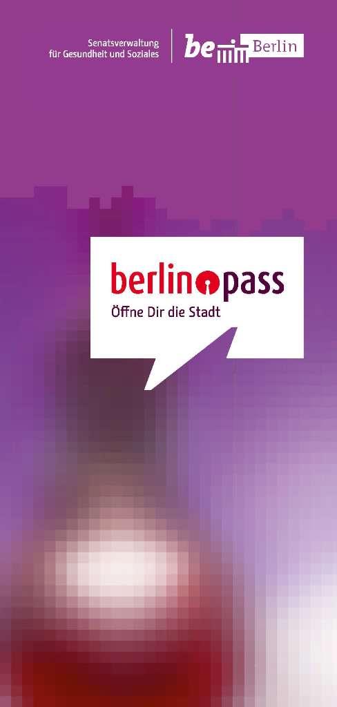 BS Info - Berlin-Pass-Angebote 20160304 ©SenatBerlin