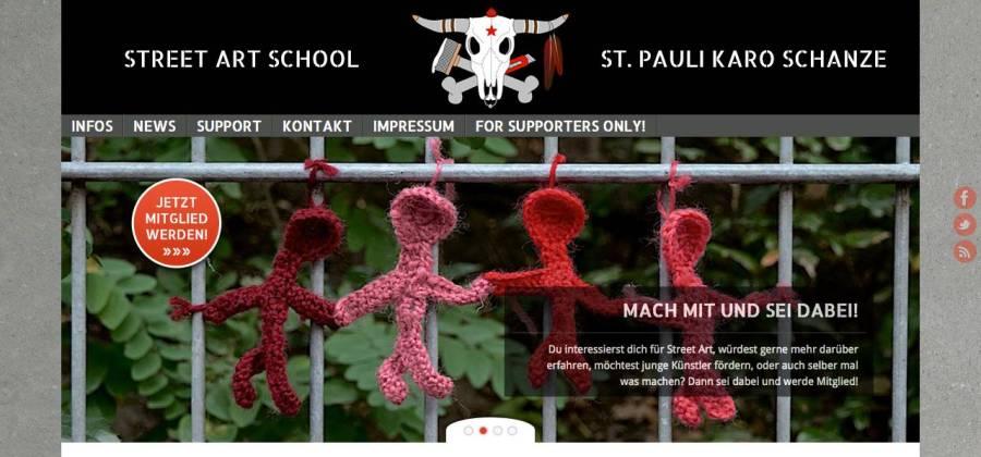 Interview mit der Street Art School St. Pauli aus Hamburg*