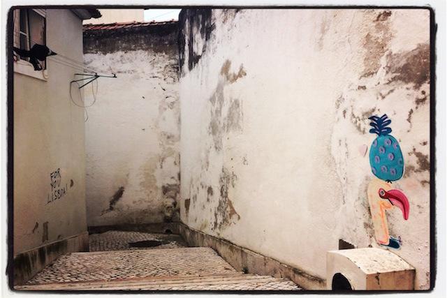 Street Art in Lissabon, Portugal * BUNTERwegs.com