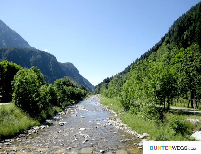 Von Isola bis Chiavenna auf der Via Spluga * BUNTERwegs.com