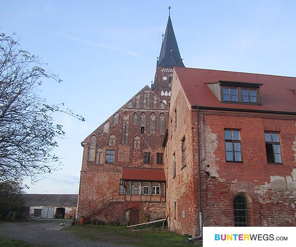 Das Kloster in Jerichow * BUNTERwegs.com