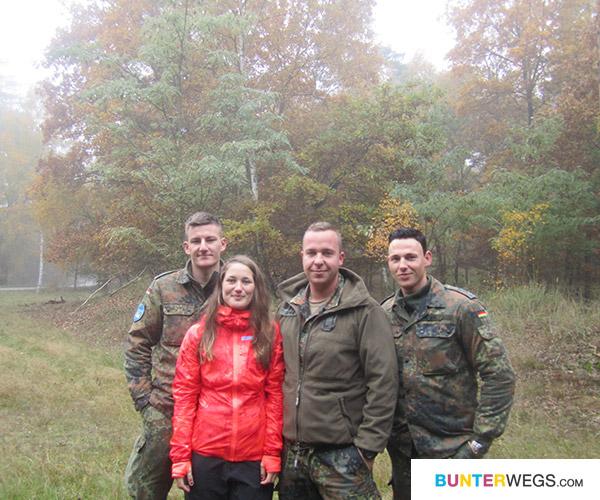 Die Bundeswehr und ich * BUNTERwegs.com
