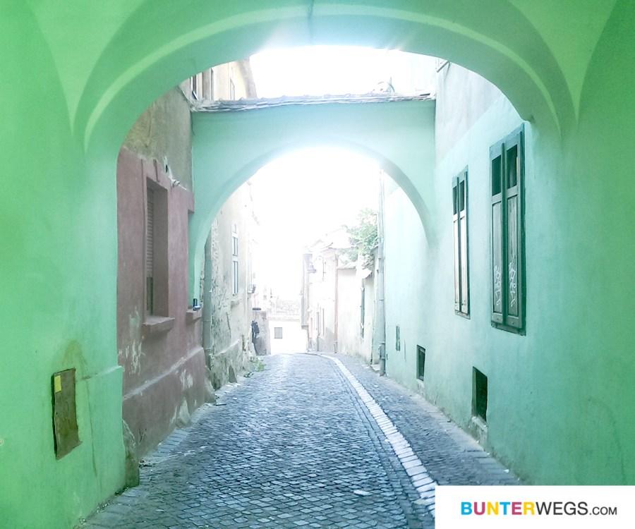 Sibiu, Rumänien * BUNTERwegs. Der Outdoor Blog mit Liebe zum Wandern und zur Street Art