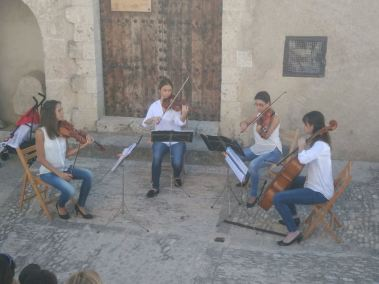 Cuarteto cuerda Alai