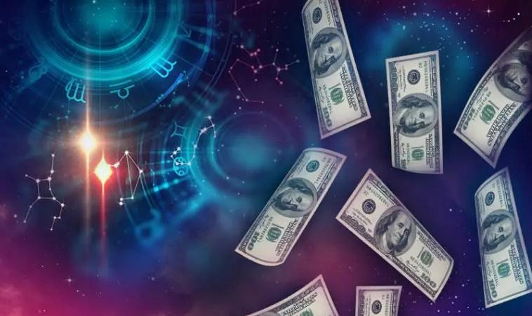Oroscopo dei soldi per la settimana dal 5 all'11 ottobre