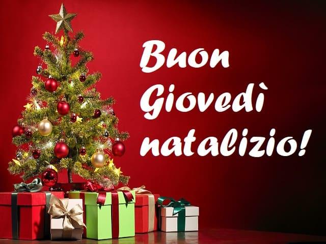 buongiorno buon giovedì 17 dicembre