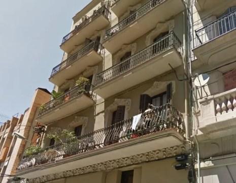 La facciata dell'edificio - immagine da Google Maps