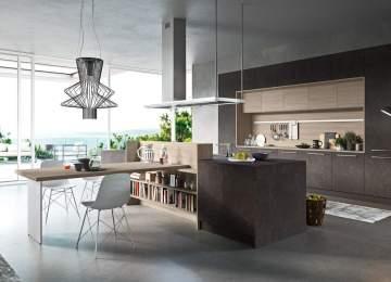 Art Tre Cucine | Cucina Moderna Su Misura Brianza Dal Design ...