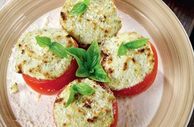 pomodori ripieni con il bagnet piemontese